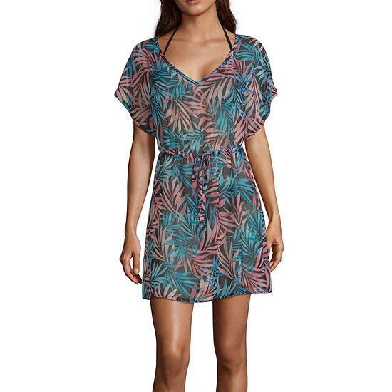 Wearabouts Leaf Dress Swimsuit Cover-Up