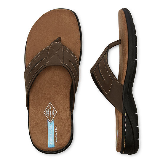 St. John's Bay Mens Bosque Flip-Flops