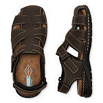 St. John's Bay Mens Felix Strap Sandals