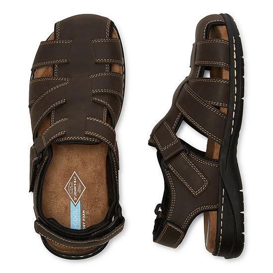 St. John's Bay Mens Felix Strap Sandals