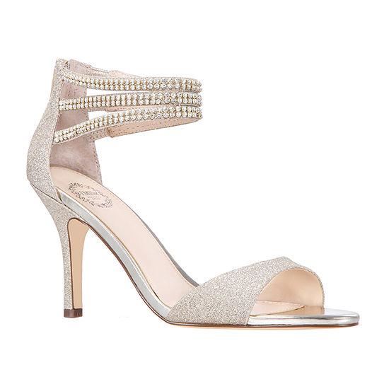I. Miller Womens Vartan Heeled Sandals