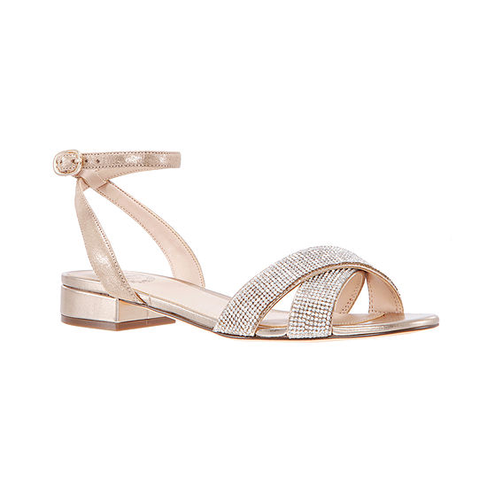 I. Miller Womens Sorya Heeled Sandals