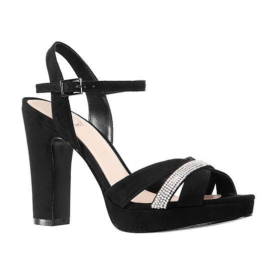 I. Miller Womens Sidra Heeled Sandals