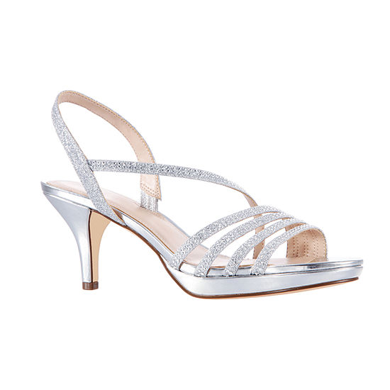 I. Miller Womens Nalda Heeled Sandals