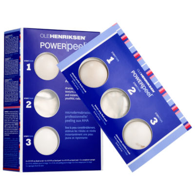 Ole Henriksen POWER Peel™ PRO-strength Microdermabrasion/AHA Peel System