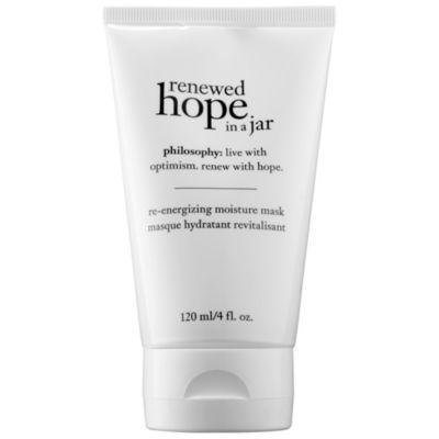 philosophy Renewed Hope In A Jar Re-Energizing Moisture Mask