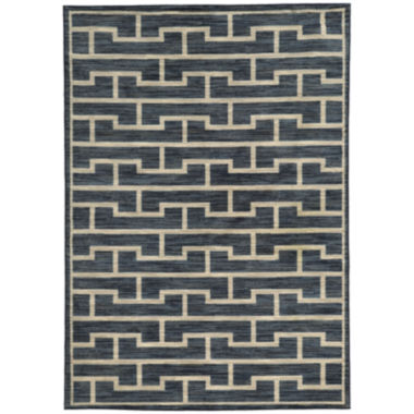 Covington Home Blocks Rectangular Rug