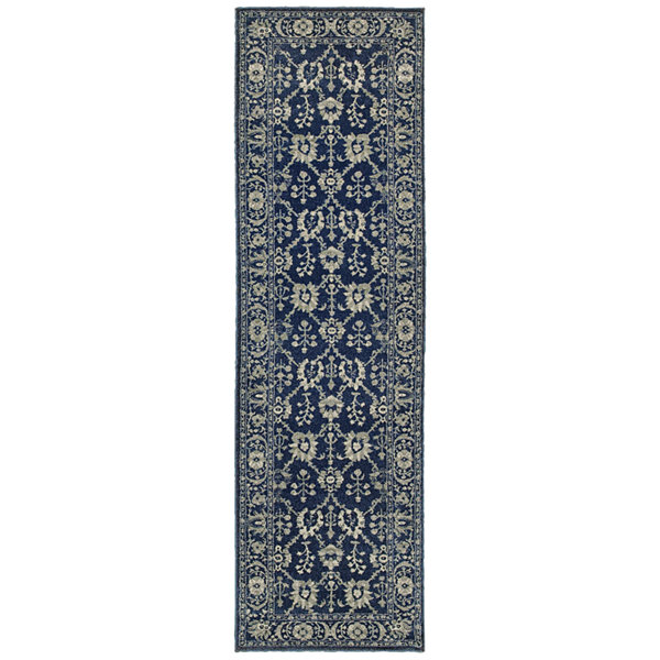 Covington Home Chesterfield Runner Rug