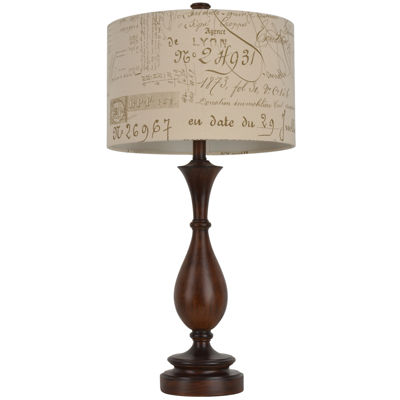 J. Hunt Home Script Table Lamp