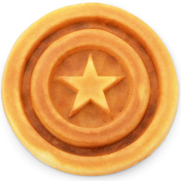captain america shield waffle maker mva 278 jcpenney