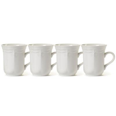 Mikasa® French Countryside Set of 4 Mugs