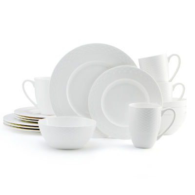 Mikasa® Ortley 16-pc. Bone China Dinnerware Set