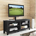 "Beale 58"" Wood TV Stand with TV Mount"