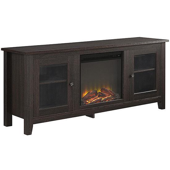 "Winn 58"" Electric Fireplace TV Stand"