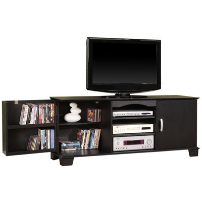 """Parker 60"""" Black TV Stand"""