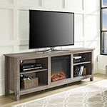 "Gale 70"" Electric Fireplace TV Stand"