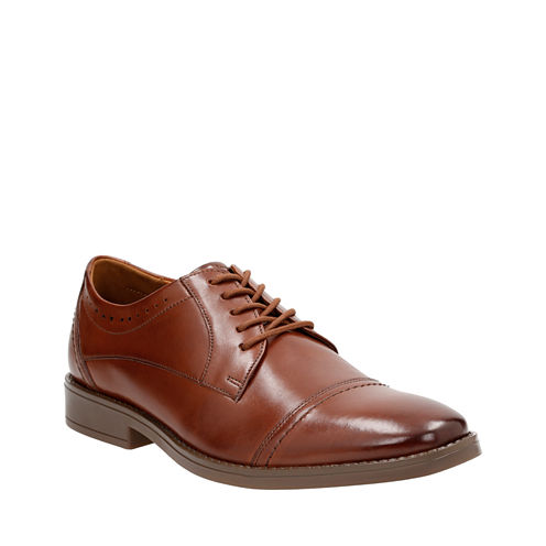 Clarks Garren Mens Oxford Shoes