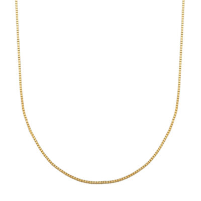 Limited Quantities! 14K Gold 16 Inch Chain Necklace