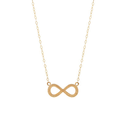 Limited Quantities! Womens 10K Gold Pendant Necklace