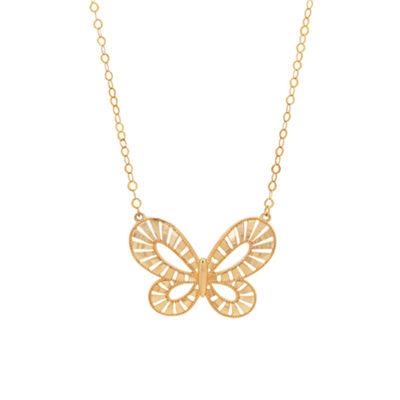 Fine Jewelry Limited Quantities! Womens 8 Inch 10K Gold Link Bracelet DqfLWZ8