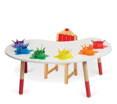 ALEX Toys Artist Studio Color Fun Pallet Desk & Chair