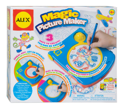 ALEX Toys Artist Studio Magic Picture Maker