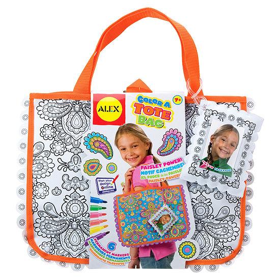 ALEX Toys Craft Color A Tote Bag