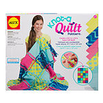 ALEX Toys Craft Knot A Quilt Pattern