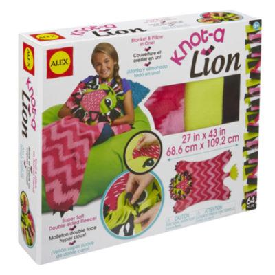 ALEX Toys Craft Knot-A-Lion