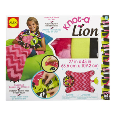 ALEX Toys Craft Knot-A-Lion