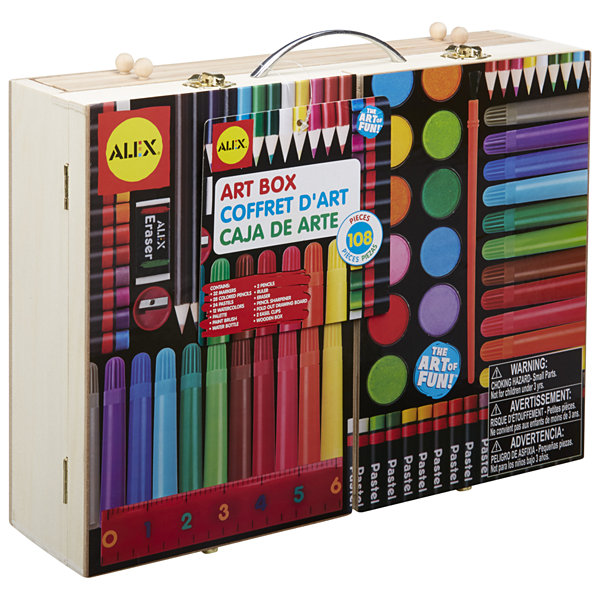 ALEX Toys Artist Studio Art Box