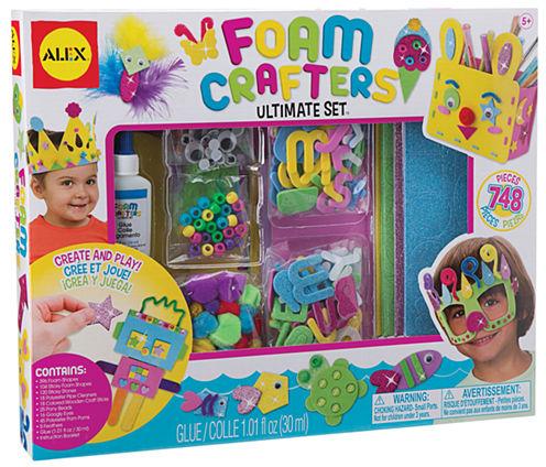 ALEX Toys Craft Foam Crafters Ultimate Set
