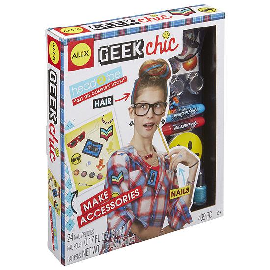 ALEX Toys DIY Wear Geek Chic