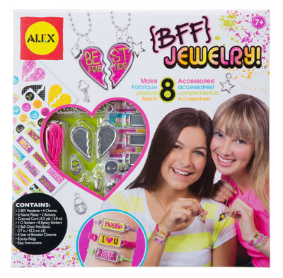 ALEX Toys DIY Wear BFF Jewelry