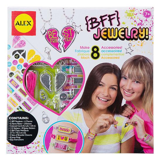 ALEX Toys DIY Wear BFF Jewelry