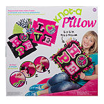 ALEX Toys Craft Giant Knot and Stitch Pillow