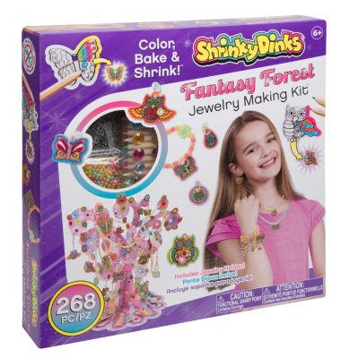 Shrinky Dinks Fantasy Forest Jewelry Kit