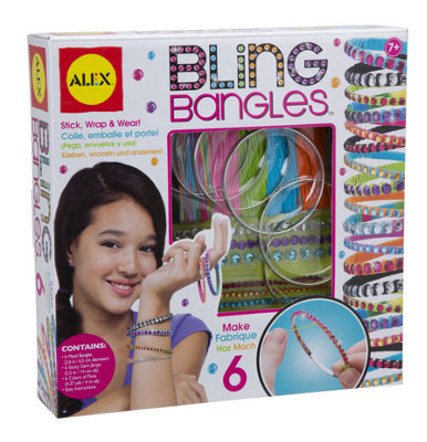 ALEX Toys DIY Wear Bling Bangles Jewelry