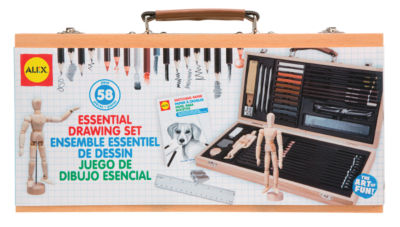 ALEX Toys Artist Studio Essential Drawing Set