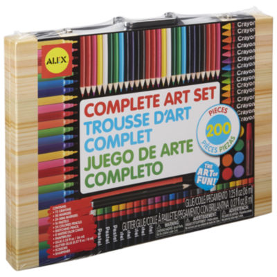 ALEX Toys Artist Studio Complete Art Set