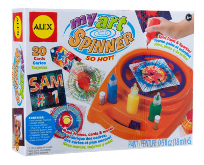 ALEX Toys Artist Studio My Art Spinner So Hot