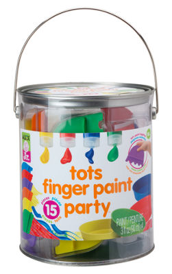 Alex Toys Jr. Finger Paint Party