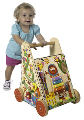 Alex Toys Jr. Jungle Fun Activity Cart