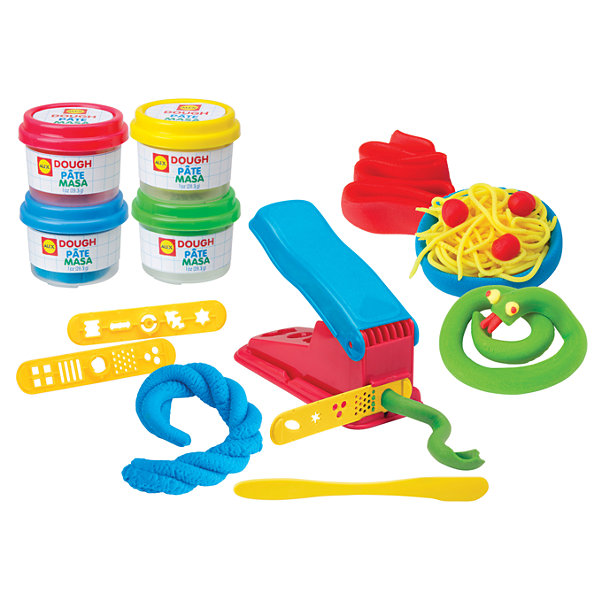 ALEX Toys Artist Studio Squeeze and Sculpt Dough Machine