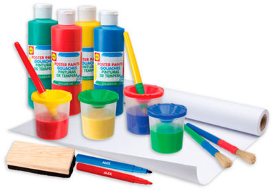 ALEX Toys Artist Studio Ultimate Easel Accessories