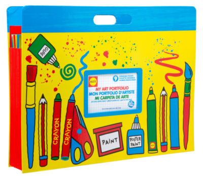ALEX Toys Artist Studio My Art Portfolio