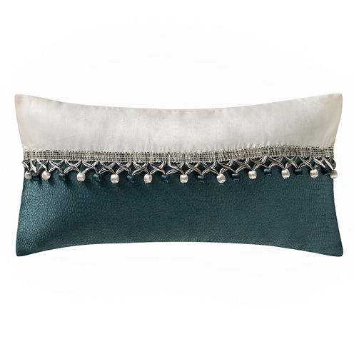 Marquis By Waterford Desire Oblong Throw Pillow