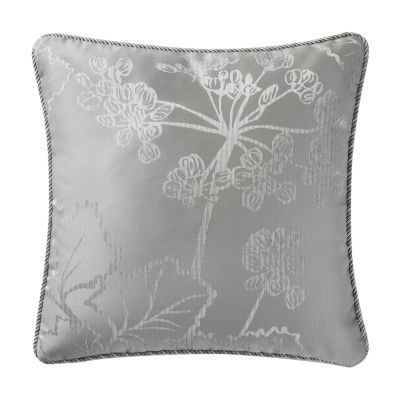 Marquis By Waterford Lauren Square Throw Pillow