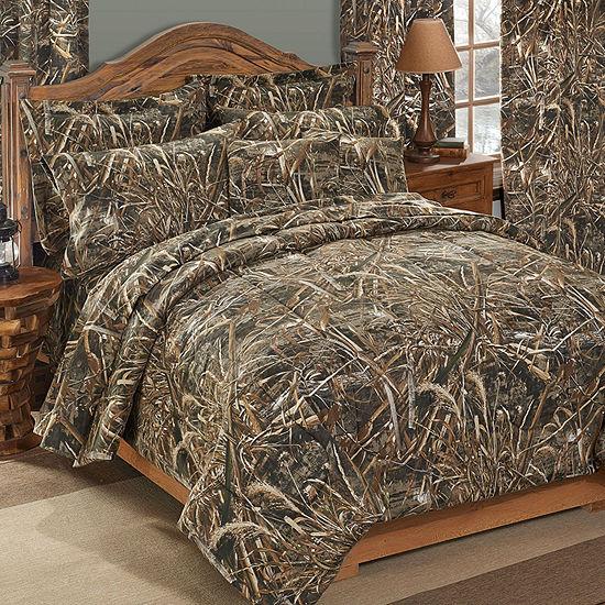 Realtree Max5 Comforter Set