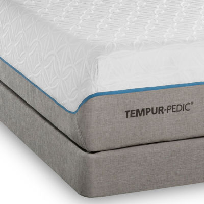 Tempur Pedic Cloud Supreme Breeze Mattress Box Spring